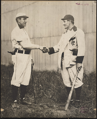 honus wagner photo