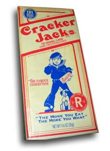 Cracker Jack… An American Tradition
