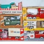 Ertl Trucks up for Auction