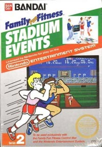 Nintendo Stadium Events