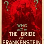 Bride of frankenstein Teaser Poster