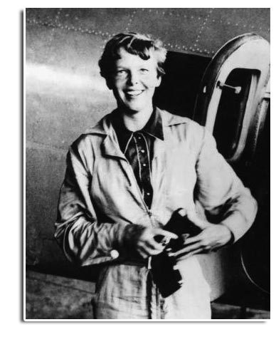 Amelia Earhart Items up for Auction