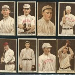 A trove of rare T207 baseball cards, with Cycle and Broadleaf cigarette backs, will be sold.
