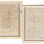 Davy Crockett letter